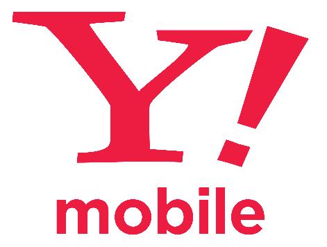 ワイモバイルのロゴ