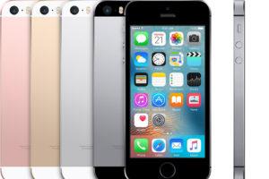 iPhoneSE_2016年3月発売