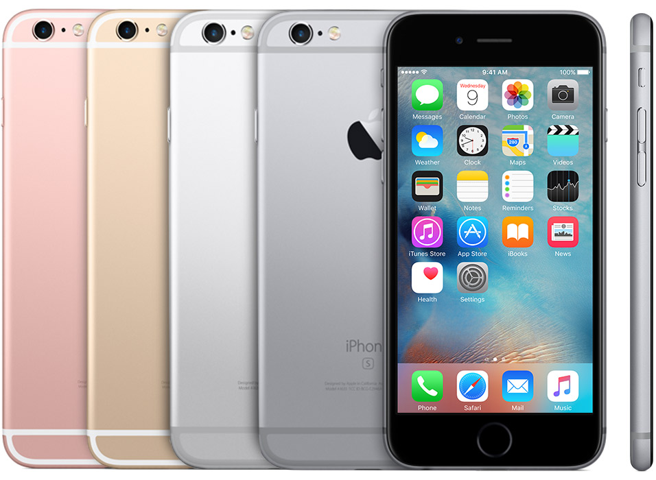 iPhone6s_2015年9月発売