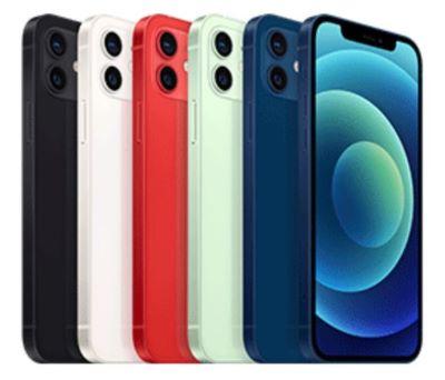 iPhone12&12miniの見た目&カラーバリエーション