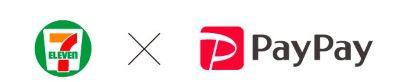 セブンイレブン×PayPayのロゴ_400