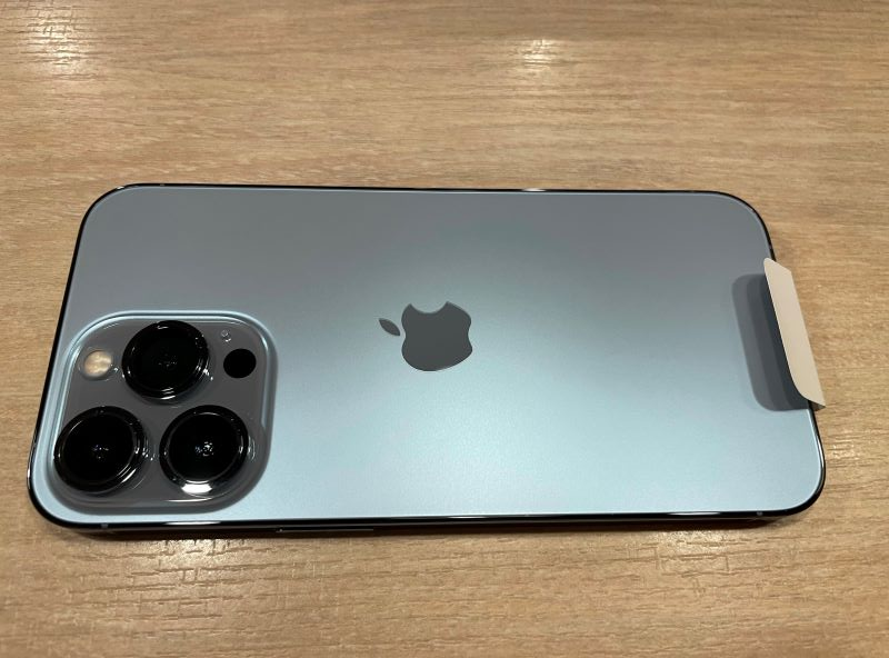 iPhone13Proの裏面